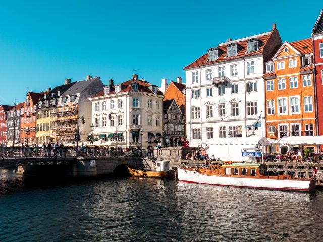 København - Nyhavn