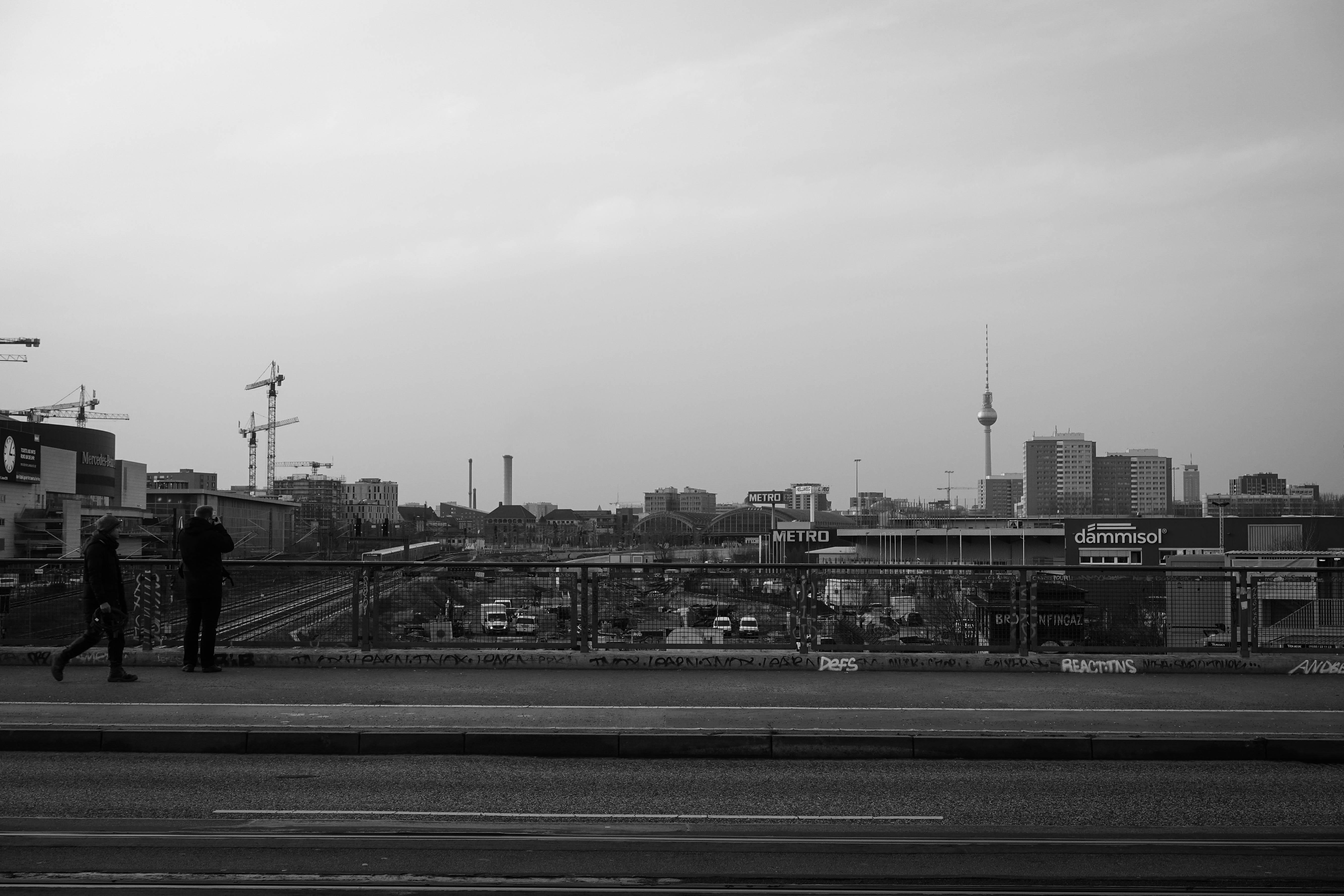 Berlin, Warschauer Straße