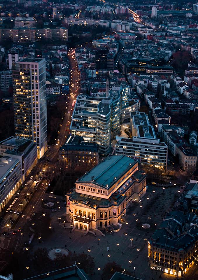 Frankfurt, alte Oper