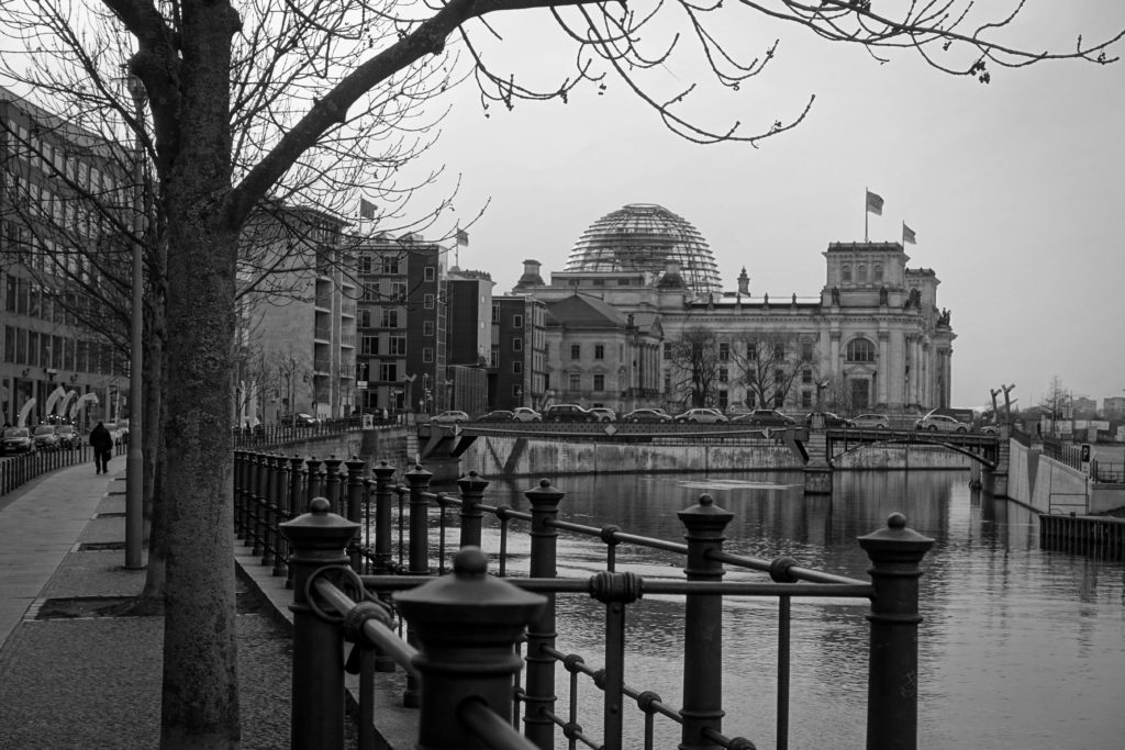 Berlin, Spree, Reichstag