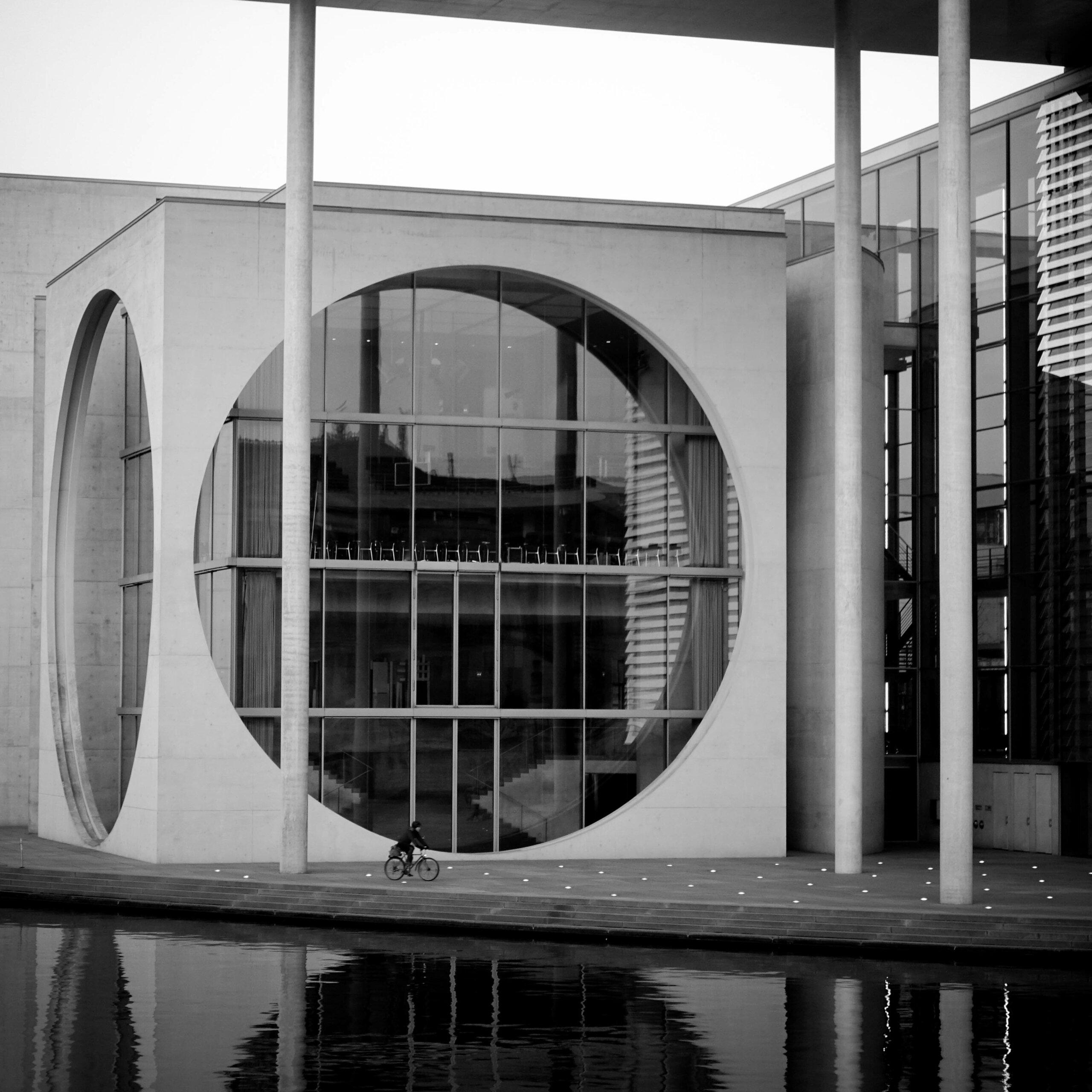Spree, Paul-Löbe-Haus, Berlin